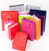 Изготовление бумажных пакетов под заказ с вашими размерами. от 1000 штук