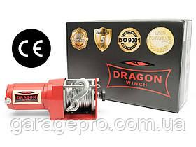 Электрическая лебедка Dragon Winch Maverick 2500ST