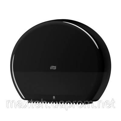 Tork диспенсер для туалетной бумаги в больших рулонах чёрный