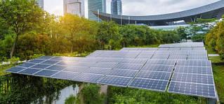 Солнечная электростанция под ключ