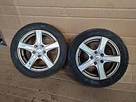 Mazda 3 BL 2009-13 колесо диск с резиной шина Nokian 205/55r16 91h