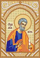 Схемы для вышивки бисером Св. Ап. Петр РИК-6052