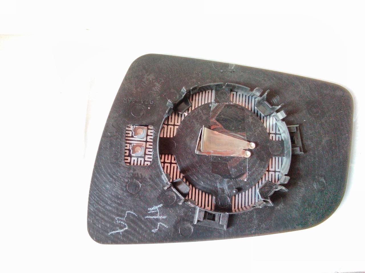 Зеркальный элемент Opel Zafira B 2008-2011 Rh