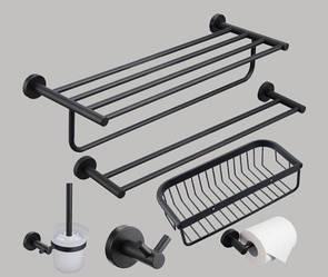Набір аксесуарів для ванної. Модель RD-9177