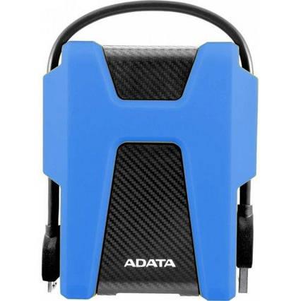 Жесткий диск ADATA DURABLE HD680 1TB MICROUSB3.0 Blue (AHD6801TU31CBL)