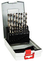 Сверла по металу Bosch HSS-G ProBox, 19 шт, 1-10 (шаг 0.5)