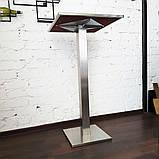 Столик барный из нержавеющий стали, фото 3