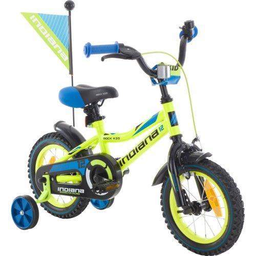 Велосипед INDIANA Rock Kid 12 Lime