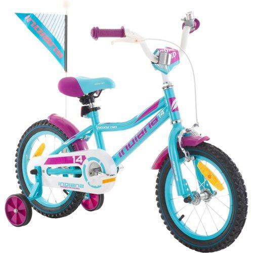 Велосипед INDIANA Roxy Kid 14 Blue