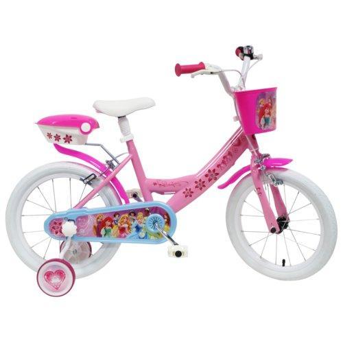 Велосипед DISNEY Princess 16 Pink