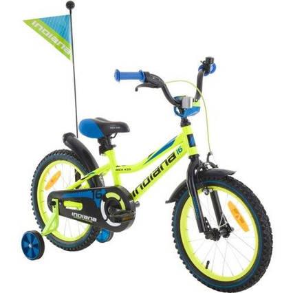 Велосипед INDIANA Rock Kid 16 Lime