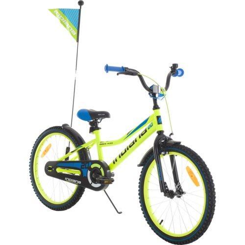 Велосипед INDIANA Rock Kid 20 Lime