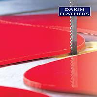 Ленточные пилы углеродистые для распиловки пластика, плексигласа и ПВХ конструкций Dakin-Flathers Flexback