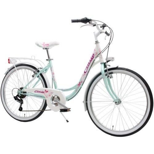 Велосипед CINZIA Liberty 24 6B Green
