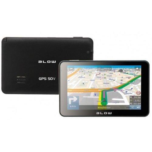 GPS-навигатор автомобильный BLOW GPS50V Europe