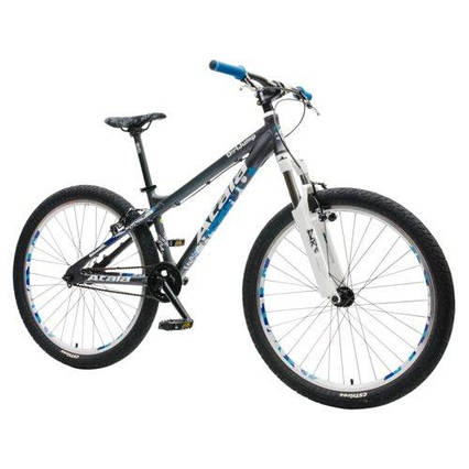 Велосипед BMX ATALA Dirt Jump M10 Anthracite-blue