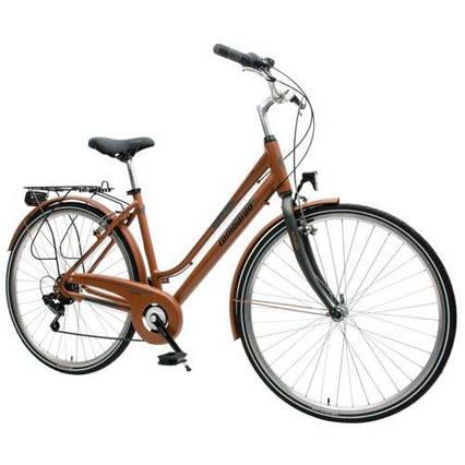Велосипед LOMBARDO Mirafiori 250 D21 Copper