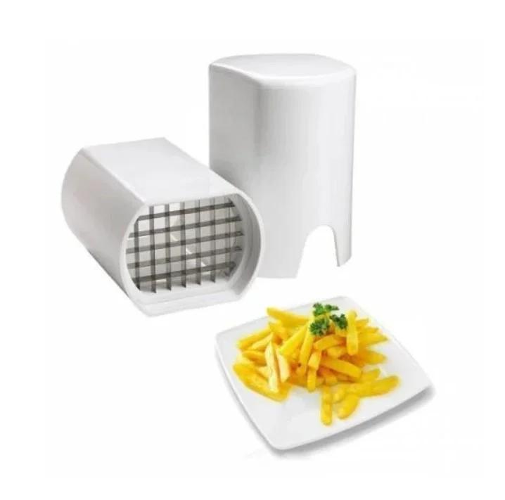 Устройство для нарезки картошки фри и овощей Lot de coupe legumes | Слайсер ручной