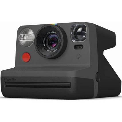 Фотокамера моментальной печати POLAROID Now Black