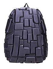 Рюкзак MadPax Blok Metallics Full цвет Outer Space (графит) (M/MB/GRA/FULL), фото 2