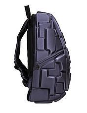 Рюкзак MadPax Blok Metallics Full цвет Outer Space (графит) (M/MB/GRA/FULL), фото 3