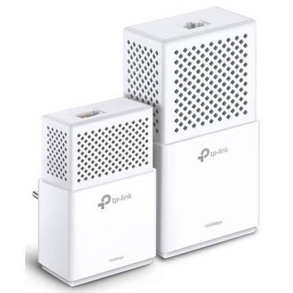 Комплект гигабитных Wi‑Fi Powerline адаптеров TP-LINK TL-WPA7510 KIT