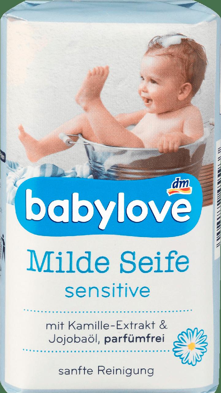Детское мыло Babylove Sensitive, 100 гр