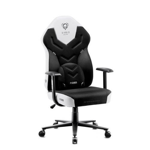 Кресло DIABLO CHAIRS X-Gamer 2.0 L Black and white