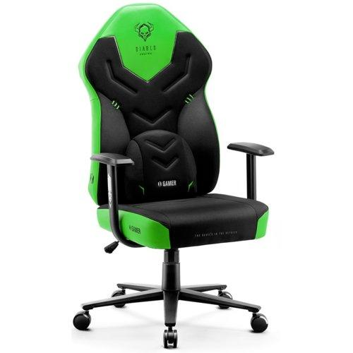 Кресло DIABLO CHAIRS X-Gamer 2.0 L Black-green