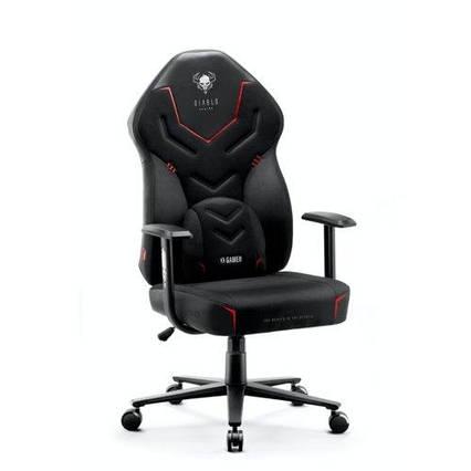 Кресло DIABLO CHAIRS X-Gamer 2.0 L Black