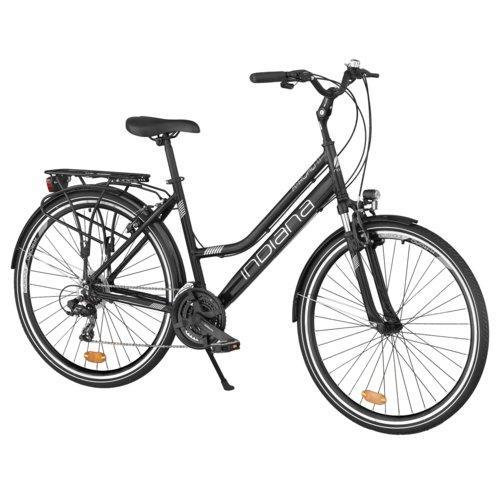 Велосипед INDIANA X-Road 1.1 D19 Black