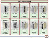 Нижние модули Гарант, фото 1