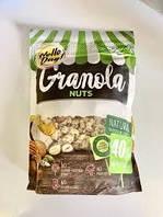 Гранола с орехами, семечками Granola Natural Nuts Hello Day 275 г Польша