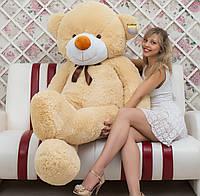 Плюшевый Мишка 180 см. Большой Медведь Плюшевый Перс. Большая Мягкая игрушка Мишка Подарок.
