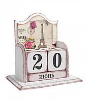 """Набор для творчества. Декупаж """"Вечный календарь"""""""