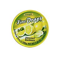 Леденцы Woogie Fine Drops Zitronen лимон 200 g