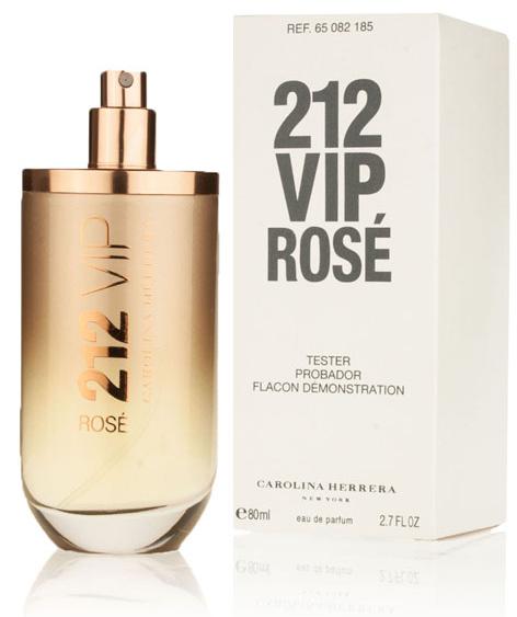 Тестер женского аромат Carolina Herrera 212 VIP Rose  (80 мл)