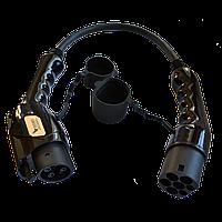 Зарядный кабель Type1 - Type2