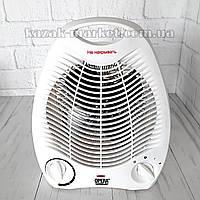 Электрический тепловентилятор, дуйка Opera OP-H0001 2000 Вт / Электрообогреватель / Вентилятор / Дуйчик