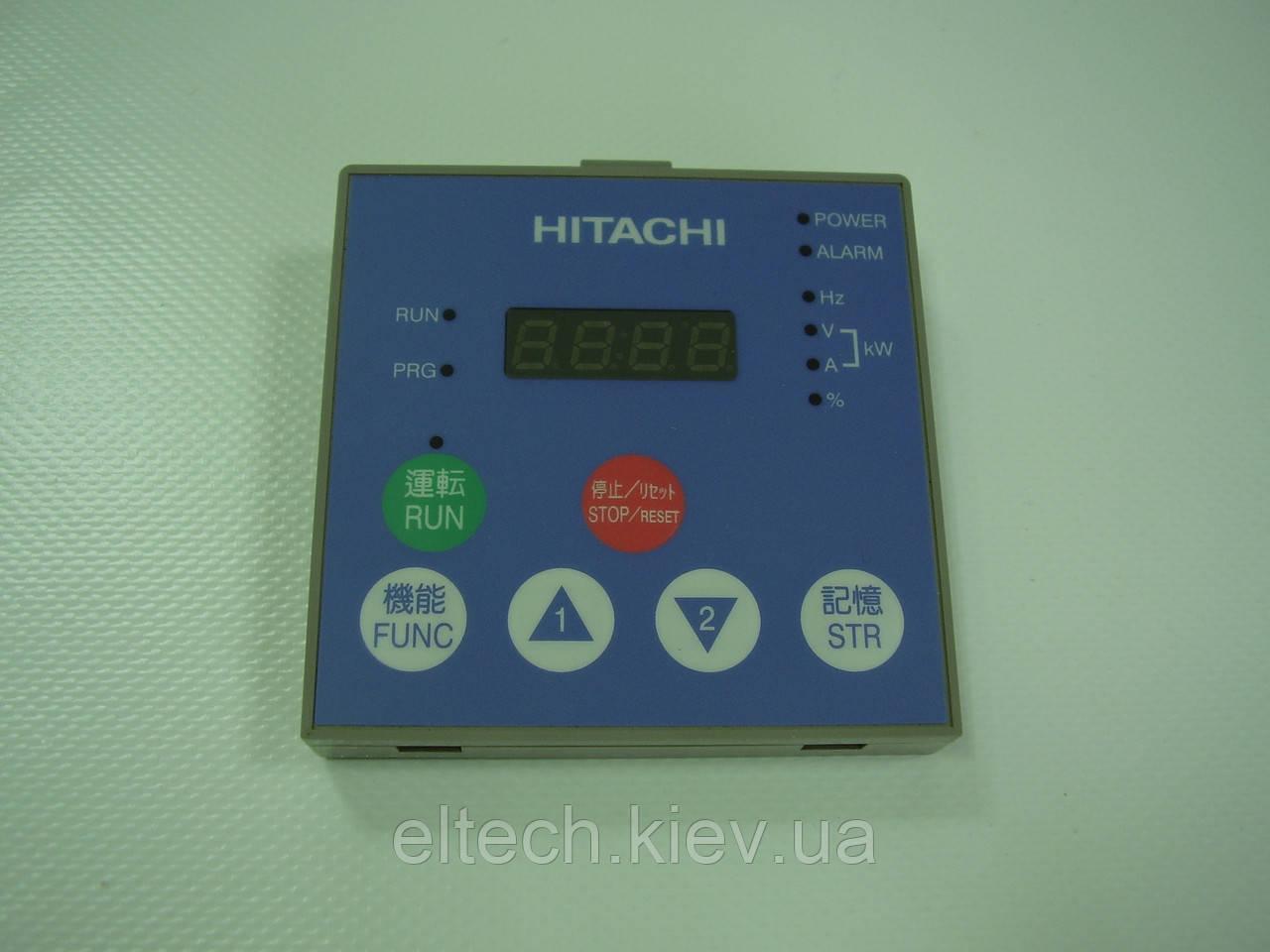 СНЯТО С ПРОИЗВОДСТВА! OPE-S выносной пульт для преобразователей частоты Hitachi