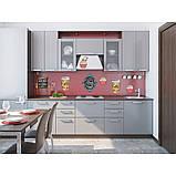 Наклейка на кухню Вінілова плівка Німеччина Coffee to go, фото 3