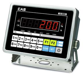 Весовой индикатор CI-200S, фото 2
