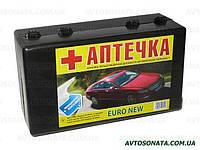 Аптечка 12 поз. Евро-NEW с охлажд. контейнером (черный кейс)