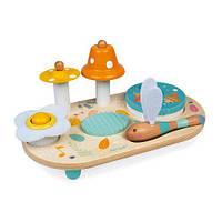 Розвиваюча іграшка Janod Sweet Pure Музичний столик J05164