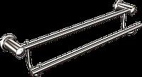 Держатель двойной для полотенец 60см Andex Classic, 029/60cc