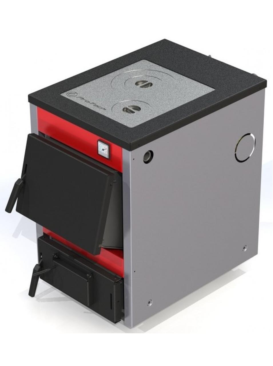Твердопаливний котел ProTech Стандарт плюс (Standard plus): ТТП - 18 кВт