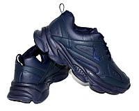 Подростковые синие кроссовки, спортивная мужская обувь 40 25.0см 41 25.5см