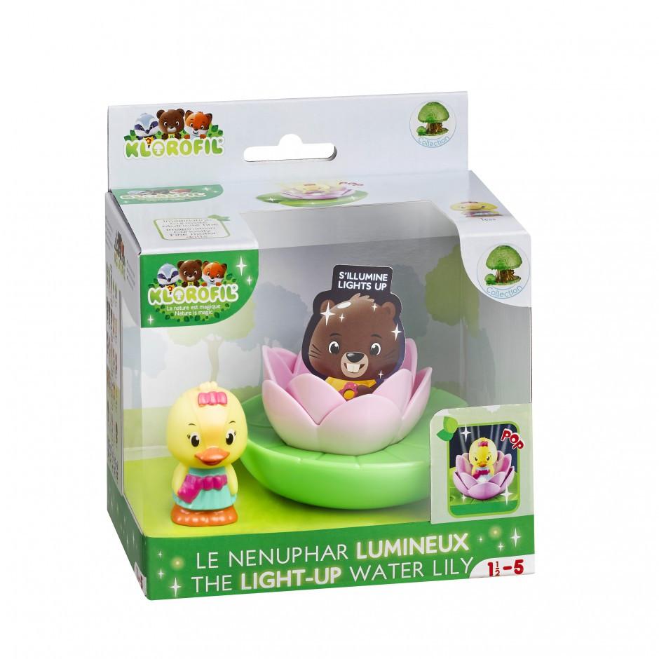 Чарівна світиться лілія нічник (1 персонаж) klorofil (700405F)