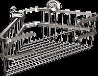 Полка металлическая угловая Andex Classic, 038cc