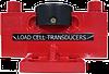 Цифровой балочный тензодатчик двухопорный Keli QS-D Premium, 40T консольного типа.